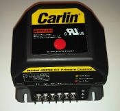 Carlin Primary Control for Clean Burn hot air furnaces.